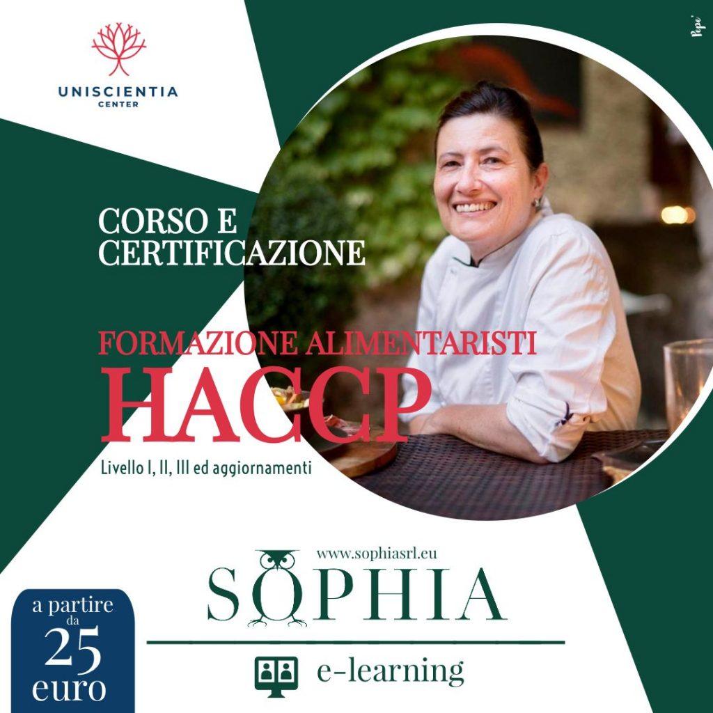 Corso online HACCP